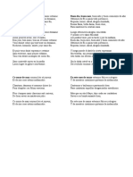 Textos y Traducciones