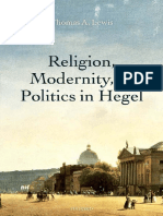 Lewis, Th (2011)_Religion, Modernity, and Politics in Hegel.pdf