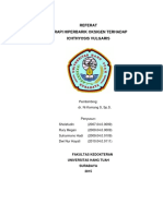Referat Terapi Hiperbarik Oksigen Terhadap Ichthyosis Vulgaris