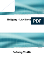 Vlan Trunking Dtp Vtp Private Vlan