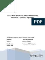 Design & FEM analysis of Scissor jack.pdf
