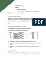 Peraturan Merentas Desa Zon Keramat 2015