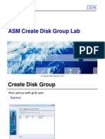 Unit 7 ASM Create Disk Group