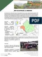 Ficha de Descripción del Caserío de Ullucurán, La Merced, Aija, Ancash