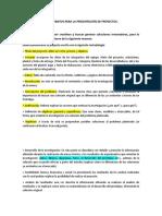 Lineamientos Para La Presentación de Proyectos (1)