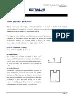 IT-015.4-13 Diseño de Perfiles de Aluminio