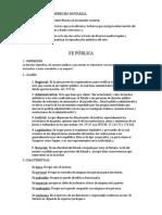 Finalidades Del Derecho Notarial