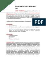 Preparacion Entrevista Sena 2017