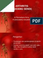 RADANG SENDI - PROLANIS