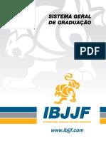 Sistema de Graduação CBJJ
