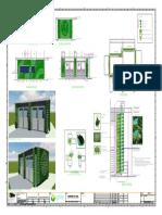 Vertical Garden Power House