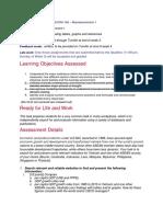 Macro 2 Assignment 1 2018