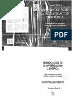 Metodologia de La Investigacion Cientifica Carrasco Diaz