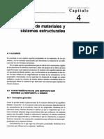 PC Nº 01 NOTA LEER PRACTICA Propiedades y Materiales de Sistemas Estructurales