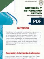 05 Nutrición y Metabolismo Lipídico
