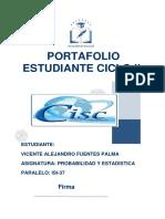 PORTAFOLIO ESTUDIANTECICLOII