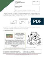 Guía fábula 5to