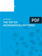Whitepaper - Top 6 Microservices Patterns