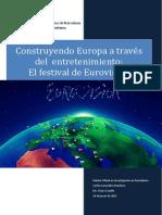 Construyendo Europa a Traves Del Entretenimiento