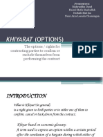 Nanopdf.com Khiyarat Options Law 737 Islamic Law of Transaction