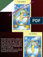 Simbolismo Arcano El Mundo