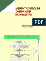 A Sem. 01 Data Maestra de Planeamiento