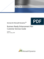BREP Customer Services Guide