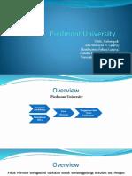 Tugas 2 Piedmont University