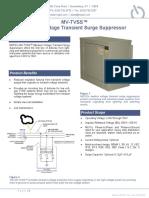800-00-Medium Voltage Surge Suppressor