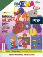 07. JPR504 - Goma EVA 2003 - Especial Para Maestra Jardinera