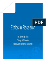 4 Ethics in Research Compatibility Mode
