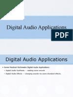RTDSP c10 Digital Audio Applications
