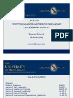 flite portfolio template official