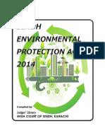 Sindh Environmental Protection Act, 2014-Final