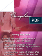 05 Sharing Your Faith 1