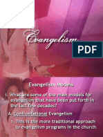 10 11 Evangelism Models 1
