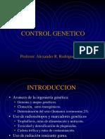 Control Genetico
