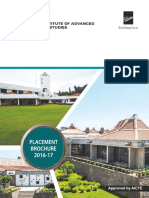 Placement Brochure 2016-17