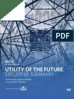 MIT Energy Initiative_Utility of the Future. Executive Summary.pdf