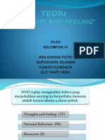Ppt Thought and Feeling[1] Tugas Ppt