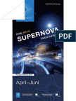 ESO Supernova Quarterly Programme 2018 (German), April-June