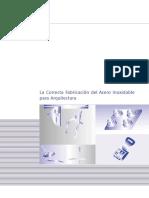 La Correcta Fabricación del Acero Inoxidable para Arquitectura.pdf