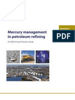 Mercury Management in Petroleum Refining