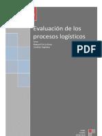 Evaluacion de Procesos Logisticos