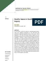 Seale Quality Qual