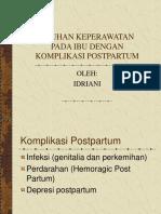 134671989-Komplikasi-Postpartum.ppt