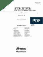 The Jungle Book - Arr. John Moss