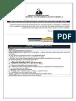 Teste Seletivo Prefeitura Municipal de Baixa Grande Do Ribeiro-pi