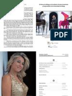 Diptico Concierto Paula Coronas