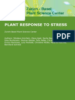 Plants Response to Stress Book